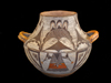 Acoma pottery jar