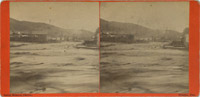 Nevada, Eureka, Flood Day, July 24th & 25th, 1878