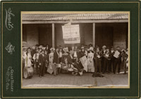 Grass Valley - Campaign For Congressman, Samuel D. Woods