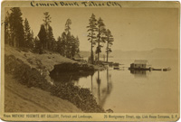 Photo of Cement Bank, Tahoe City, CA