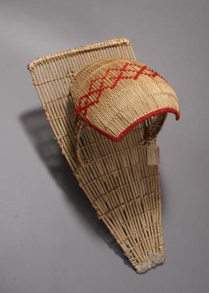 Miniature Cradle Basket, Bicose
