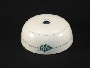 Fallen Leaf Lodge dome plate cover