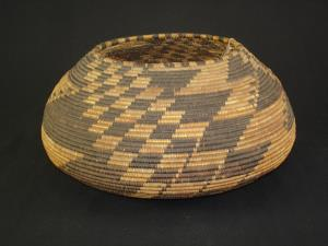 A Large and Very Fine Early Pomo Degikup Gift Basket