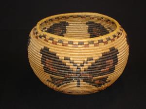 Washoe degikup basket by Sarah Jim Mayo