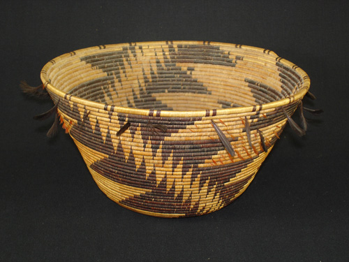 A very fine Pomo Basket